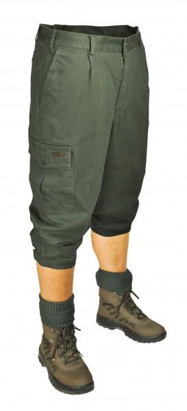 Herren-Kniebundhose Jeans