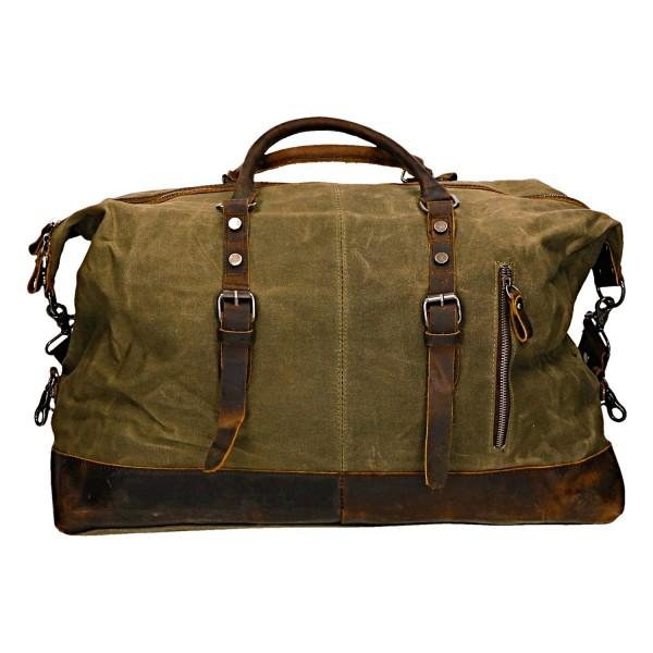 Kensington Duffel Bag Khaki
